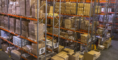 Retail converting to warehouse